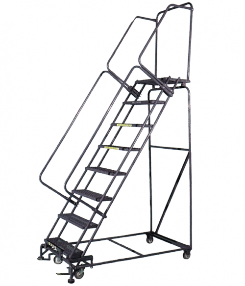M2000 Rolling Safety Ladder 21″ Top Step