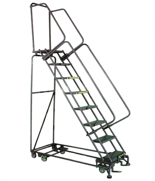 Multi-Directional Rolling Ladders