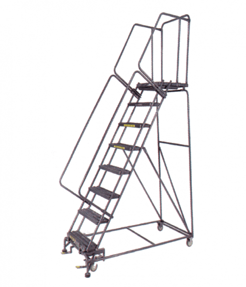 M2000 Rolling Safety Ladder 28″ Top Step