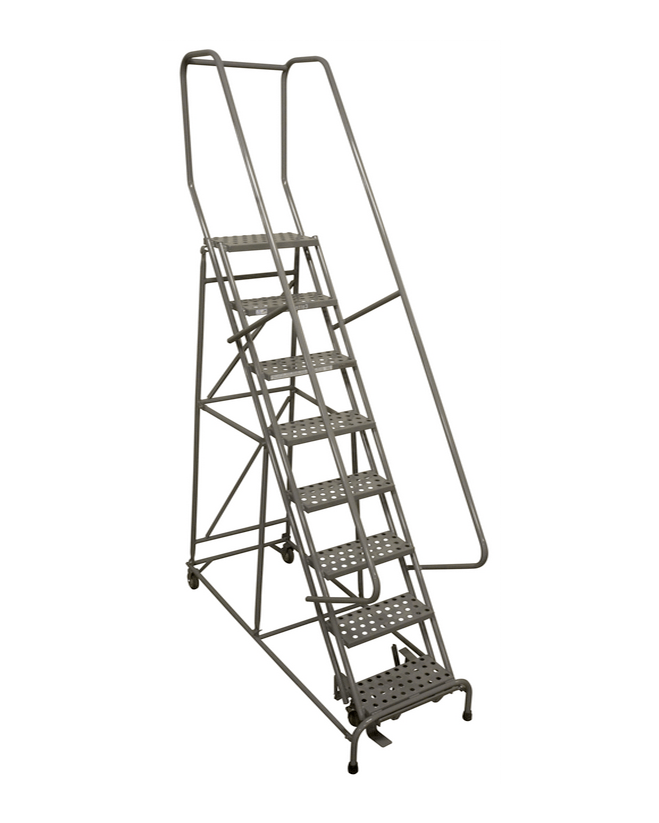 Cotterman Series 1500 Ladder With 59 Degree Slope (Unassembled Series 1000)