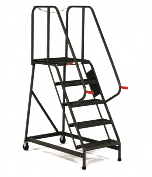 Maintenance Ladder 4-7 Step – 60 Degree