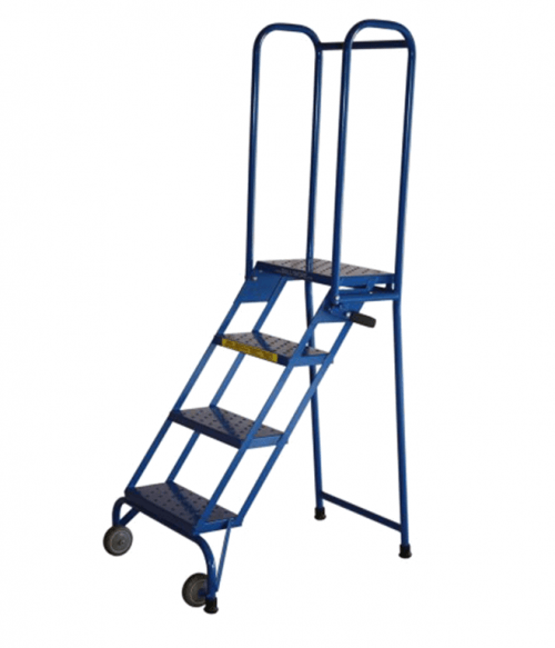 Stock Picking Rolling Ladders