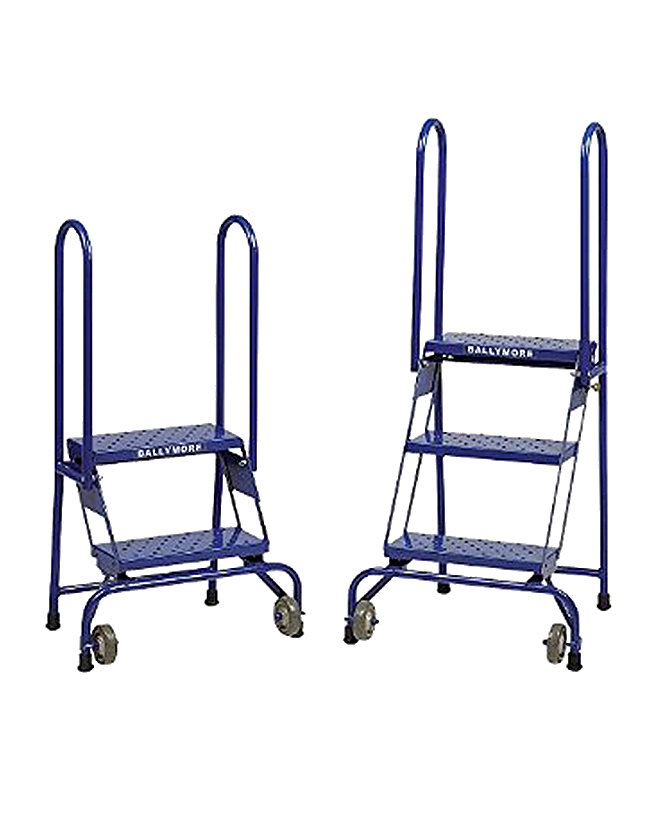 Lock N Stock Ladder Factory Equipment
