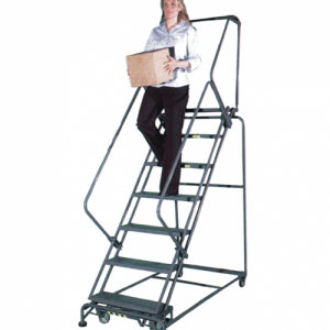 Walk Down Ladder 50 Degree Slope