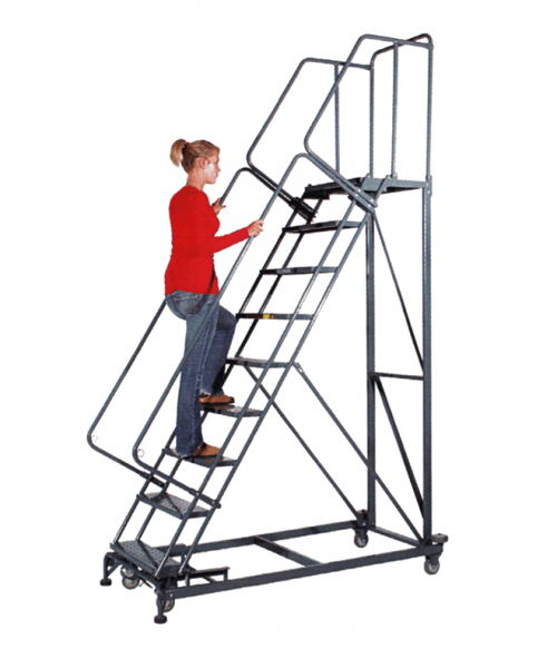 Heavy Duty Rolling Ladders