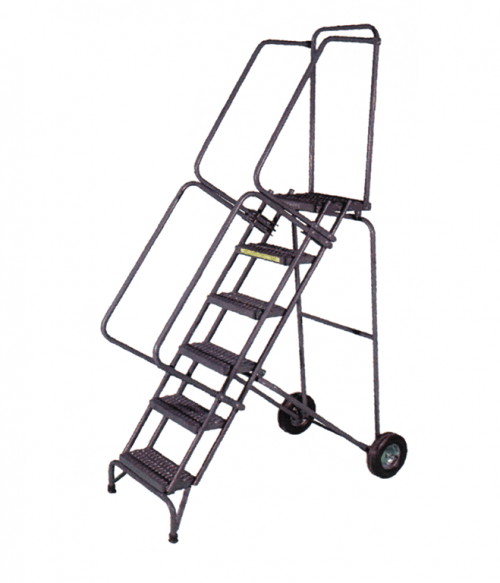 Fold And Store Ladder