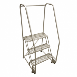 Stainless Steel Rolling Ladders