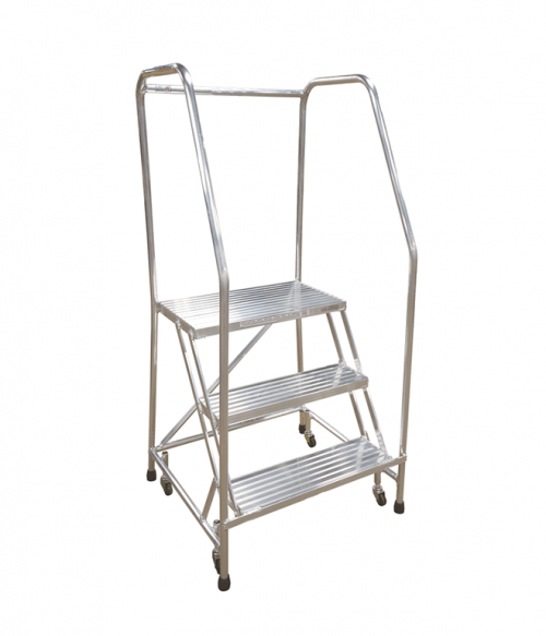 Cotterman Aluminum Series A Safety Ladder Factory Equipment