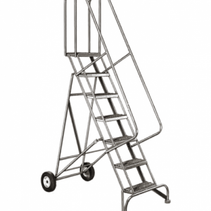 Cotterman Series 6500 Roll And Fold Ladder