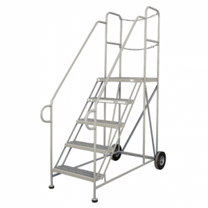 Trailer Access Rolling Ladders