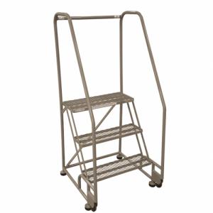 Cotterman Tilt And Roll Steel Ladder