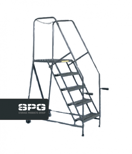 Mobile Mechanics Ladder Factory Equipment