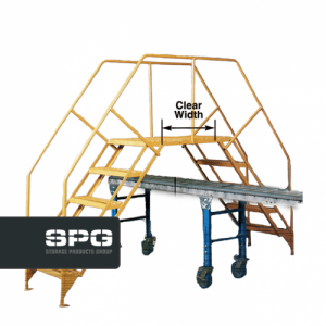 SPG – 50 Degree Slope Crossover Ladder