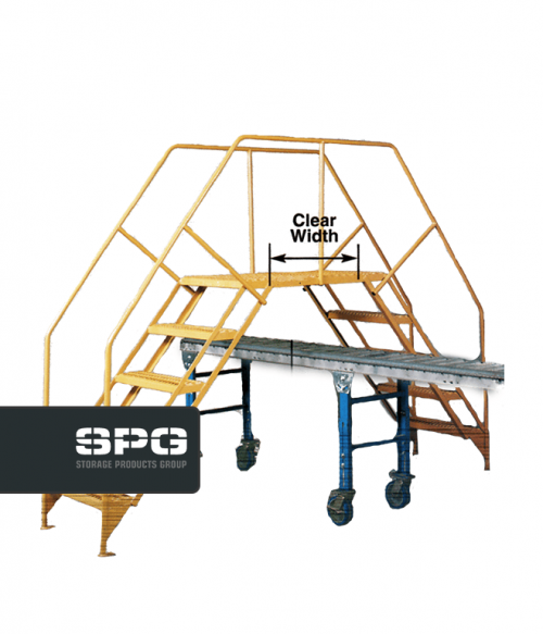 SPG – 50 Degree Slope Crossover Ladder