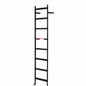Steel Vertical Ladder Without Rail Extensions