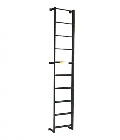 Steel Side Step Style Fixed Dock Ladder