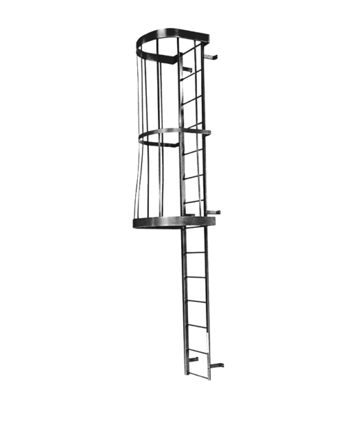 Heavy Duty Fixed Ladders