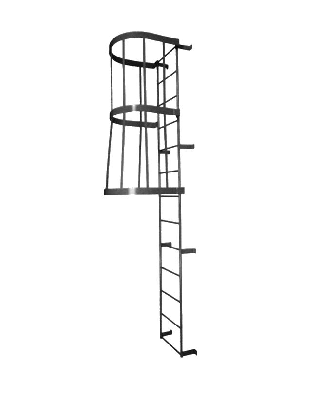 Spg Heavy Duty Fixed Ladder Factory Equipment