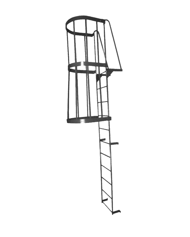 Spg Heavy Duty Fixed Ladder Factory Equipment