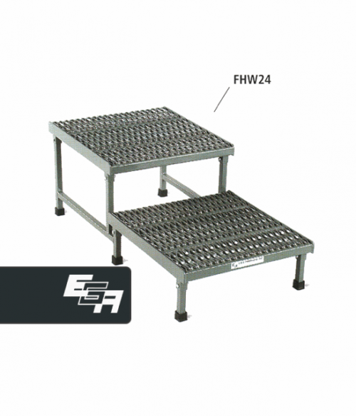– Two Step Access Platform