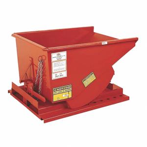 Self-Dumping Hopper 7 Gauge Steel / 7 Gauge Base