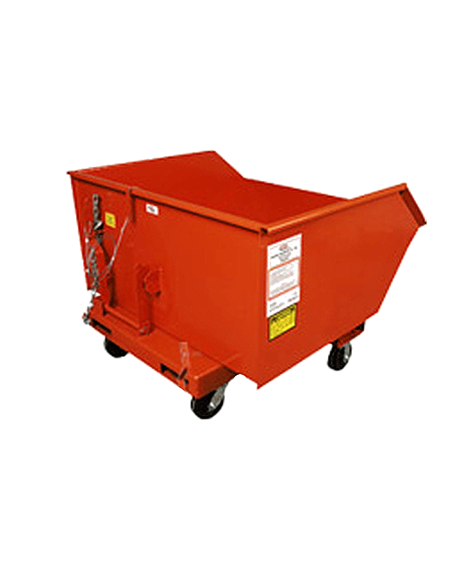 Portable Self Dumping Hoppers : Self dumping hopper series factory equipment