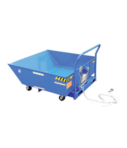 Vestil Low Profile Parts Hopper