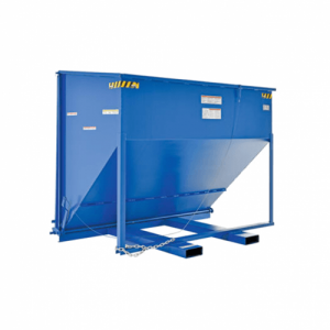 Portable & Self-Dumping Hoppers