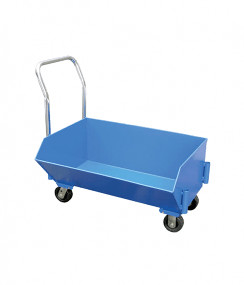 Vestil Low Profile Hopper
