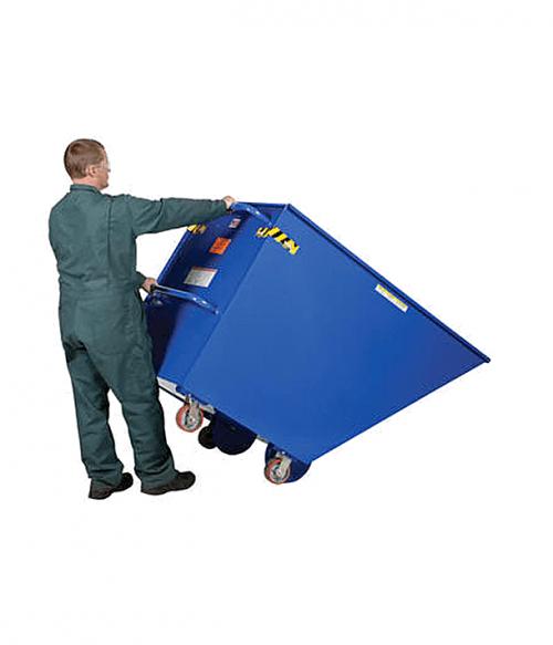 Vestil Portable Steel Dump Trucks