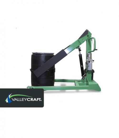 Manual Level Lift Forward Dump – 72 inch Max Lift Height