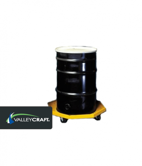Drum Dolly without absorbent collar