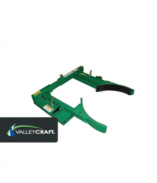 Auto Grip Mechanical Fork Lift Attachment