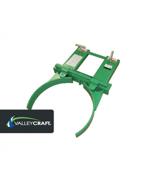Economy Auto Grip Mechanical Fork Lift Attachment