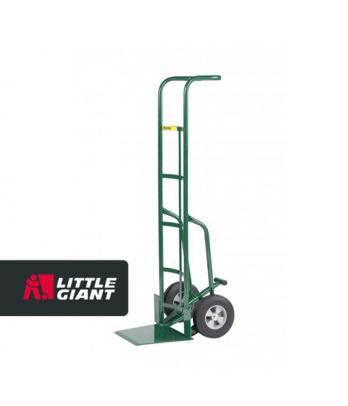 60″ Tall Hand Truck with Foot Kick