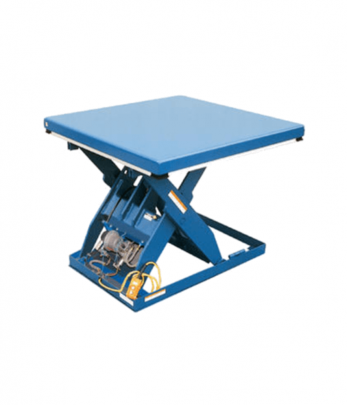 Vestil Rotary Air Hydraulic Scissor Lift Tables