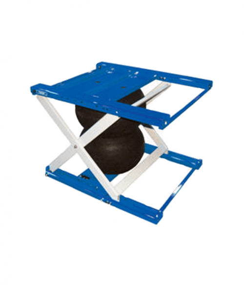 Vestil Air Bag Scissor Lift Tables