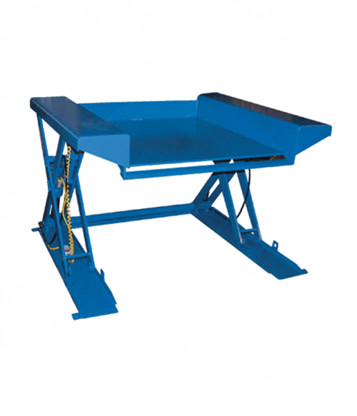 Vestil Ground Scissor Lift Tables