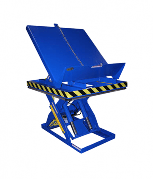 Vestil Lift and Tilt Scissor Tables
