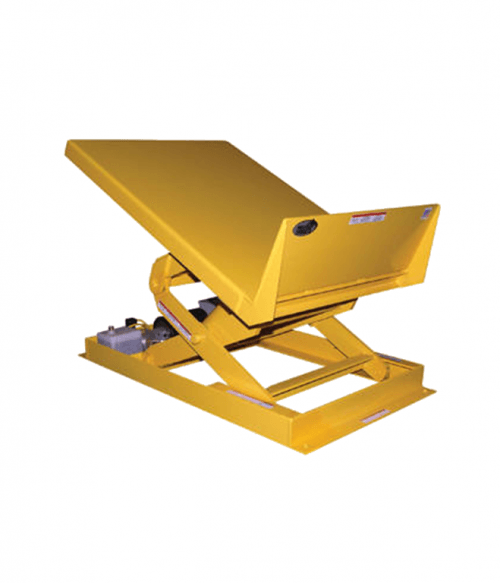 Vestil Lift And Tilt Work StationTables