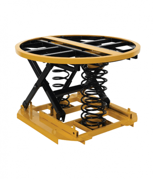 Vestil Spring Scissor Table