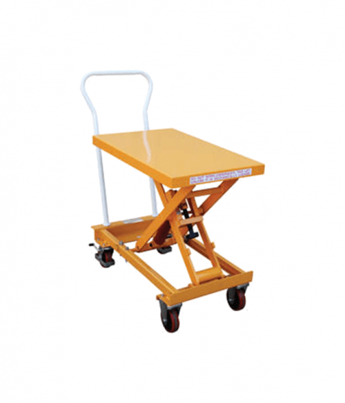 Vestil Self Elevating Lift Carts