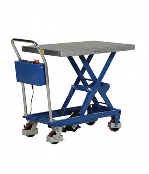 Vestil Linear Activated Elevating Carts