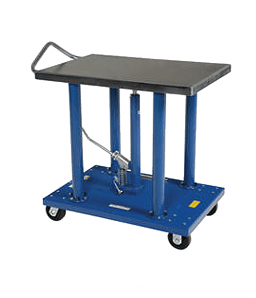 Vestil Air Hydraulic Post Tables