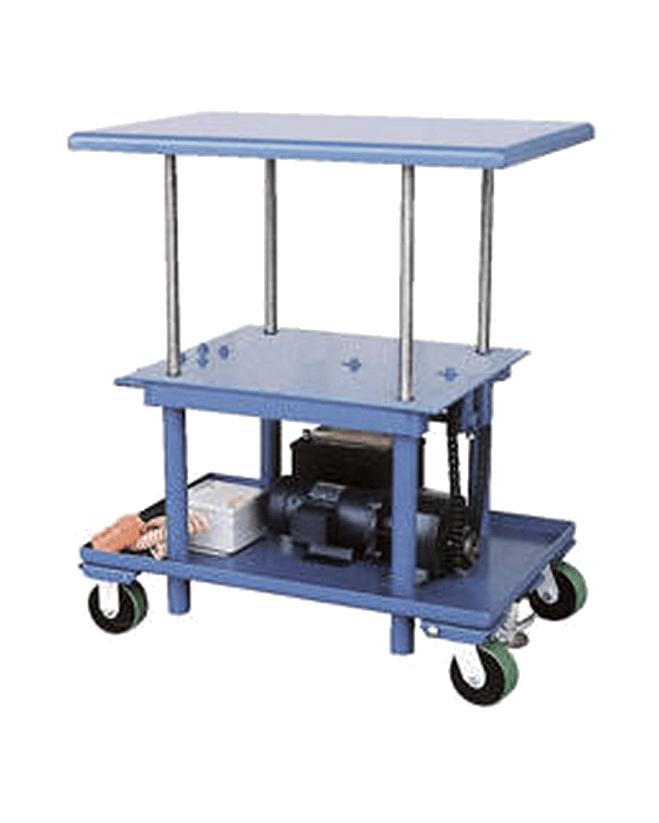 Vestil Mechanical/Electric Post Tables