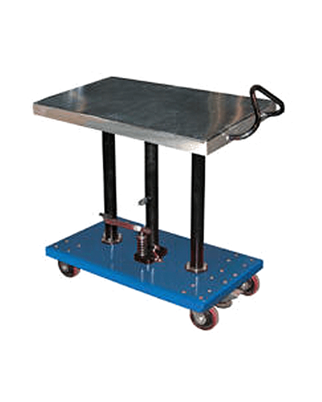 Vestil Hydraulic Post Tables