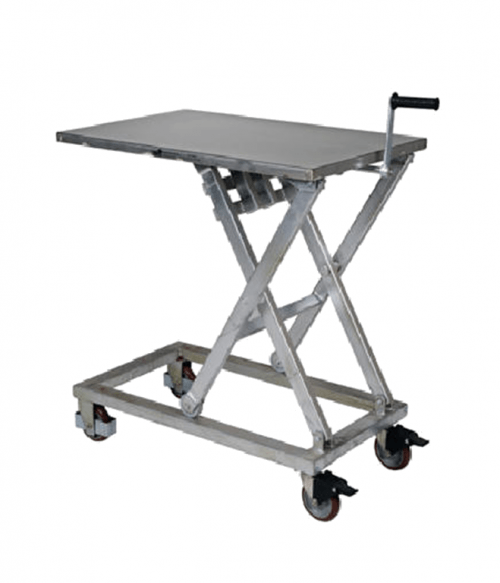 Vestil Mechanical Scissor Carts