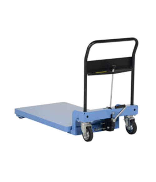 Vestil Low Profile Scissor Lift Carts
