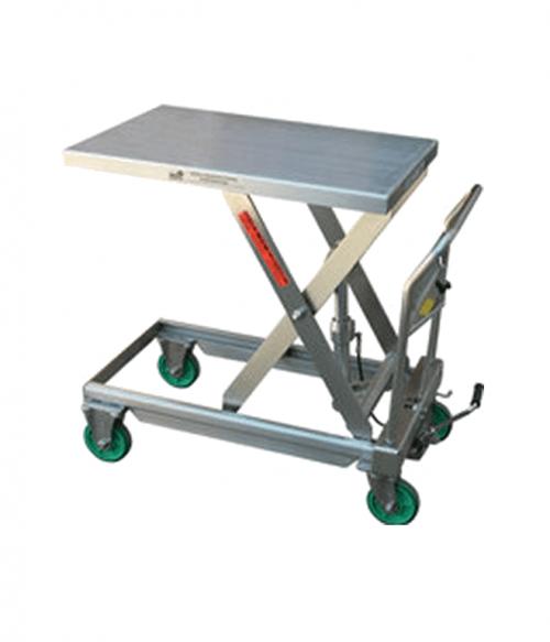 Vestil Stainless Steel Scissor Carts