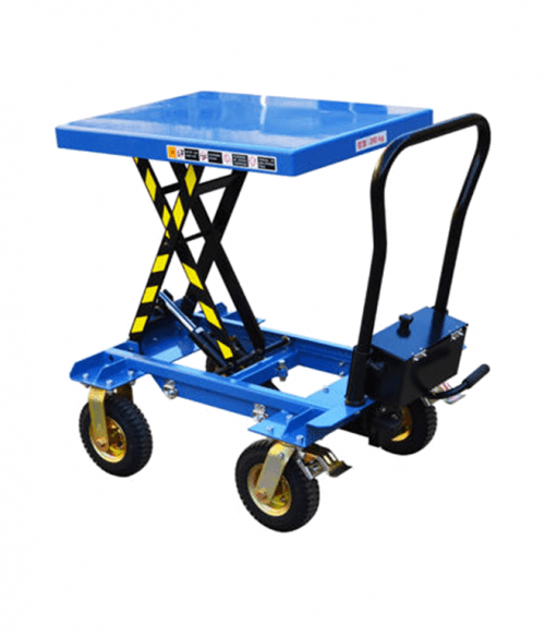 Vestil Pneumatic Tire Elevating Carts